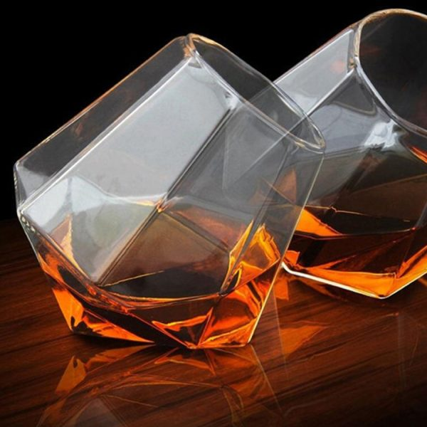 diamond-glass-cup