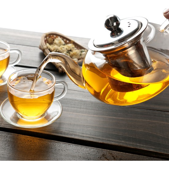 Glass Teapot 500 ml