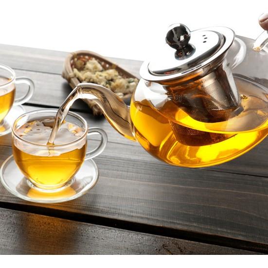 Glass Teapot 500 ml