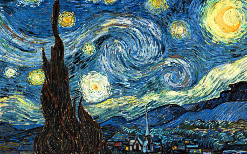 Yıldızlı Gece ve Vincent Van Gogh
